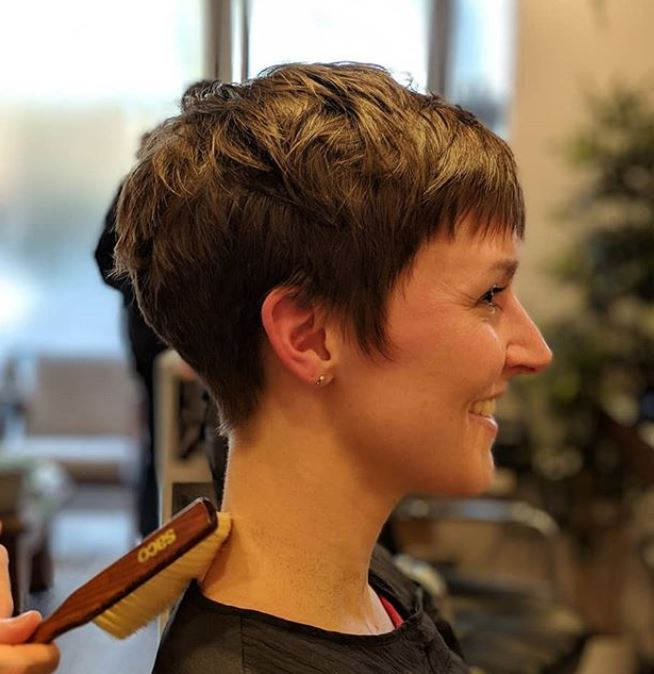 The Stress Free Guide To Growing Out Short Hairstyles Open Hairdressing